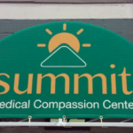 Exterior Signage at Summit Medical Compassion Center Warwick dispensary - Credit Summit Medical Compassion Center