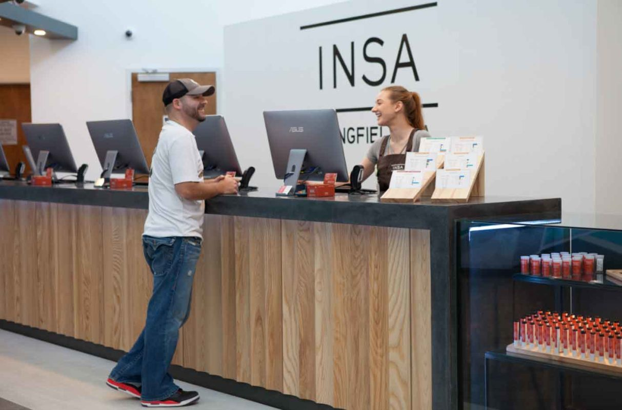 INSA Springfield Dispensary - Dispensary Genie