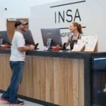 transaction at INSA Springfield Dispensary - INSA