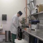 Concentrate Lab at Counter at Triple M Plymouth Dispensary - Credit: Triple M