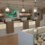 Sales Area at The Green Lady Nantucket Dispensary - Credit: Green Lady