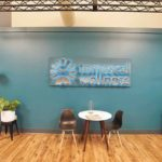 waiting area at Temescal Wellness Pittsfield marijuana dispensary