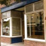 Storefront view of The Verb is Herb Easthampton marijuana dispensary