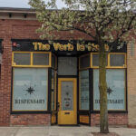 Street View of the Exterior at The Verb is Herb's Northampton Dispensary - Credit: The Verb is Herb