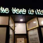 Night Time Exterior at The Verb is Herb's Northampton Dispensary - Credit: The Verb is Herb