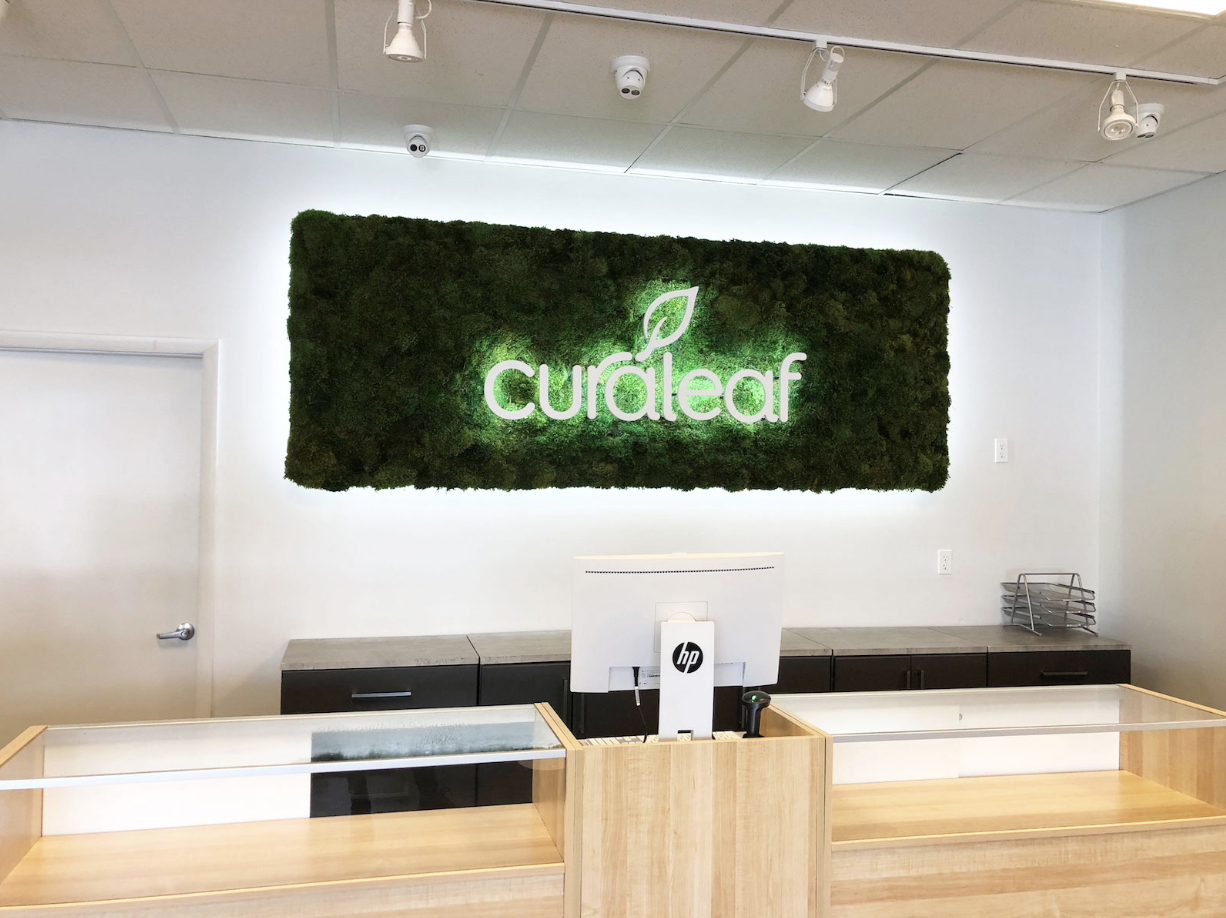 Curaleaf Bonita Springs dispensary is open