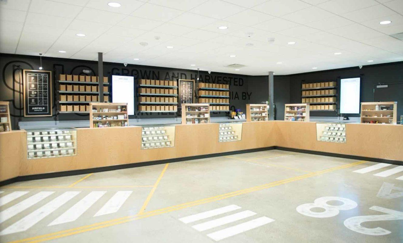 Airfield Supply San Jose Dispensary