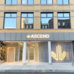 Exterior at Ascend Boston Dispensary - Credit: Ascend