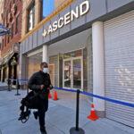 Exterior at Ascend Boston Dispensary - Credit: Matt Stone of the Boston Herald