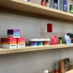 Product Shelves at Beyond / Hello Philadelphia Dispensary - Credit: John George