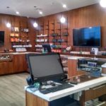 Counters at Golden State Greens San Diego Dispensary - Credit: Nicholas Enciso