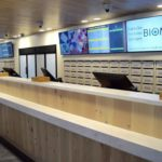 Counters at Harvest of Scottsdale Dispensary - Credit: Harvest