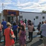 Crowd at Rise York Dispensary - Credit: Rise Blog