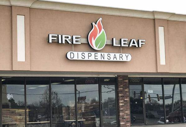 Fire Leaf Oklahoma City Dispensary - Dispensary Genie