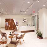 Interior of Columbia Care Manhattan Dispensary - Credit: Columbia Care