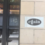 Exterior Sign at Etain's New York City Dispensary - Credit: Etain