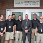 Staff at Mass Alternative Care Chicopee Dispensary - Credit: The Reminder