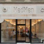 Exterior of MedMen's 5th Avenue Manhattan dispensary - Credit: MedMen