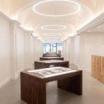 Interior of MedMen's 5th Avenue Manhattan dispensary - Credit: MedMen