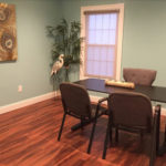 Consultation Area at Southern CT Wellness and Healing Milford dispensary - Credit: Southern CT Wellness and Healing