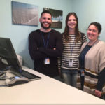 Staff at Southern CT Wellness and Healing Milford dispensary - Credit: Southern CT Wellness and Healing