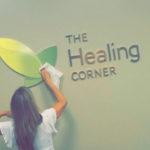 Interior Sign at The Healing Corner Bristol Dispensary - Credit: The Healing Corner
