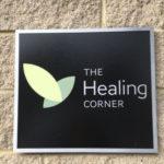 Exterior Sign at The Healing Corner Bristol Dispensary - Credit: The Healing Corner