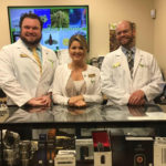 White Coats Behind the Counter at The Healing Corner Bristol Dispensary - Credit: The Healing Corner
