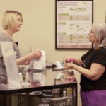 Transaction at The Healing Corner Bristol Dispensary - Credit: The Healing Corner