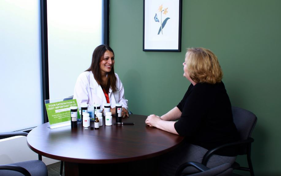 Patient Consultation at Vireo Health White Plains Dispensary - Credit: Vireo Health