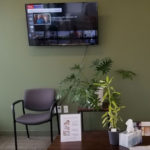 Waiting Area with Amenities at Vireo Health White Plains Dispensary - Credit: Vireo Health