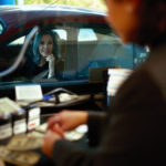 Budtender Filling an Order at Curaleaf Miami Drive Thru Dispensary - Credit: Growth Op