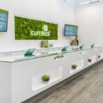Sales Counter at Curaleaf Miami Drive Thru Dispensary - Credit: South Florida Helper