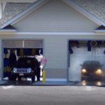 Future Site of Ironstone Express Uxbridge Drive Thru Dispensary - Credit Bright Shine Auto Spa