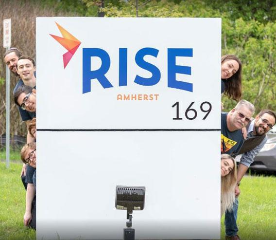 Rise Amherst Dispensary - Dispensary Genie