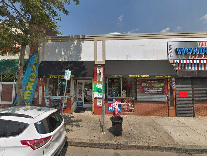 Potential Site of 617 Therapeutic Health Care of Dorchester's Boston Dispensary - Credit: Google Maps