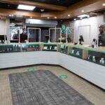Sales Floor at Berkshire Roots East Boston Dispensary - Credit: Mass Live
