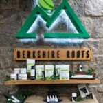 Sign and Product Display at Berkshire Roots East Boston Dispensary - Credit: Berkshire Roots