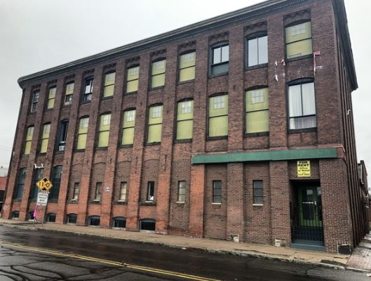 Exterior of Boston Bud Factory Holyoke Dispensary - Credit: Mass Live