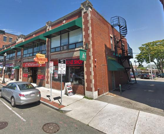 Potential Site of Natural Selections of Brighton's Boston Dispensary - Credit: Google Maps