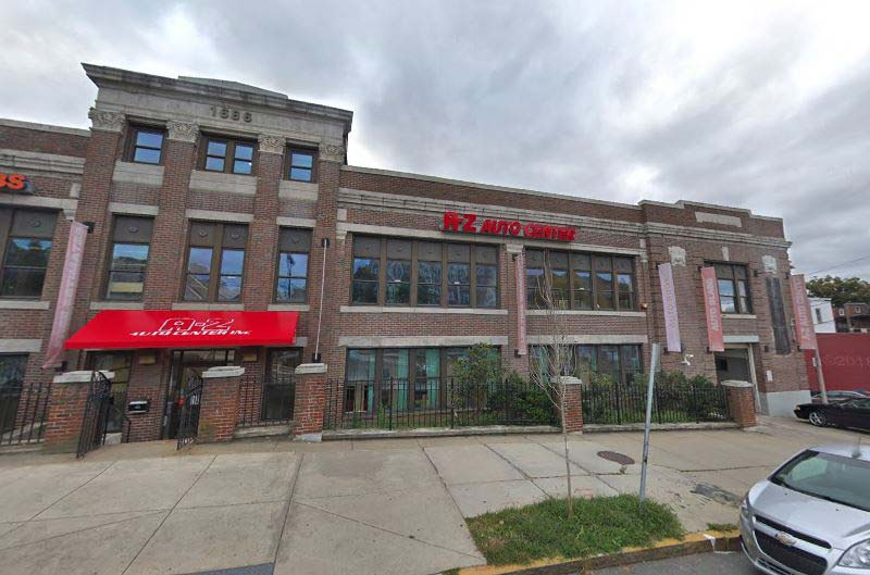 Potential Site of Natural Ventures Boston Brighton Dispensary - Credit: Google Maps