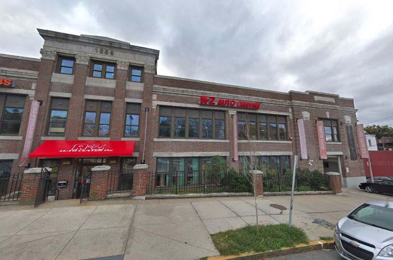 Potential Site of Natural Ventures Boston Brighton Dispensary - Credit: Google Maps