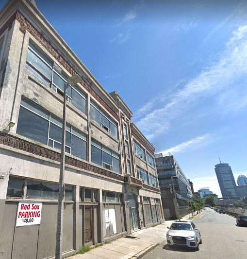 Potential Site of Sanctuary Medicinals Fenway Boston Dispensary - Credit: Google Maps