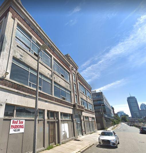 Potential Site of Sanctuary Medicinals Fenway Boston Dispensary - Credit: Google Maps