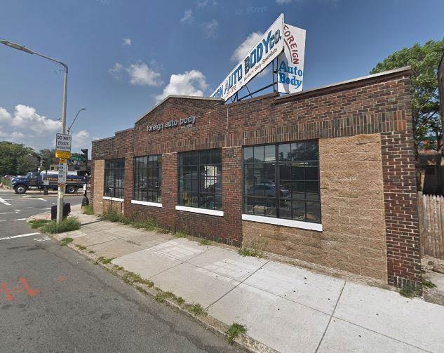 Potential Site of Union Twist Allston Boston Dispensary - Credit: Google Maps