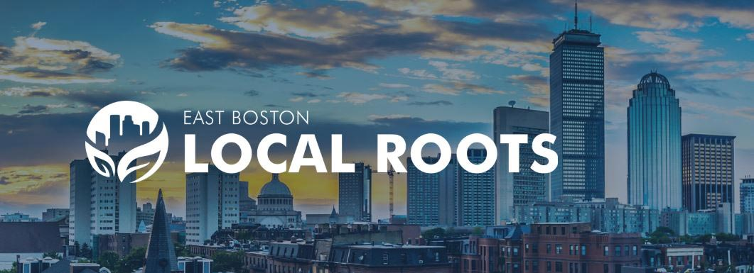 Logo for East Boston Local Roots Dispensary - Credit: East Boston Local Roots