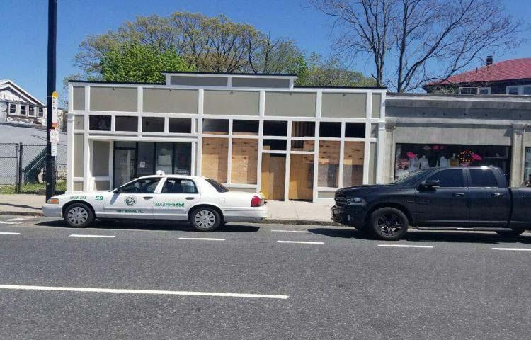 Exterior of Mojos of Mattapan's Boston Dispensary - Credit: Mojos