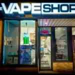 Exterior of The Vape Shop of Brighton's Boston Dispensary - Credit: The Vape Shop