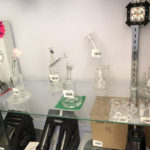 Glass Dab Rigs at The Vape Shop of Brighton's Boston Dispensary - Credit: Marco P. (Yelp user)
