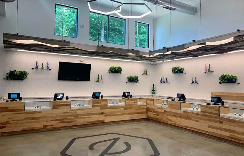 Interior of Nature's Remedy Millbury Dispensary - Credit: Nature's Remedy